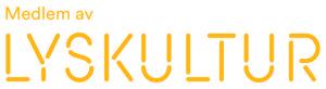 Medlem av Lyskultur logo